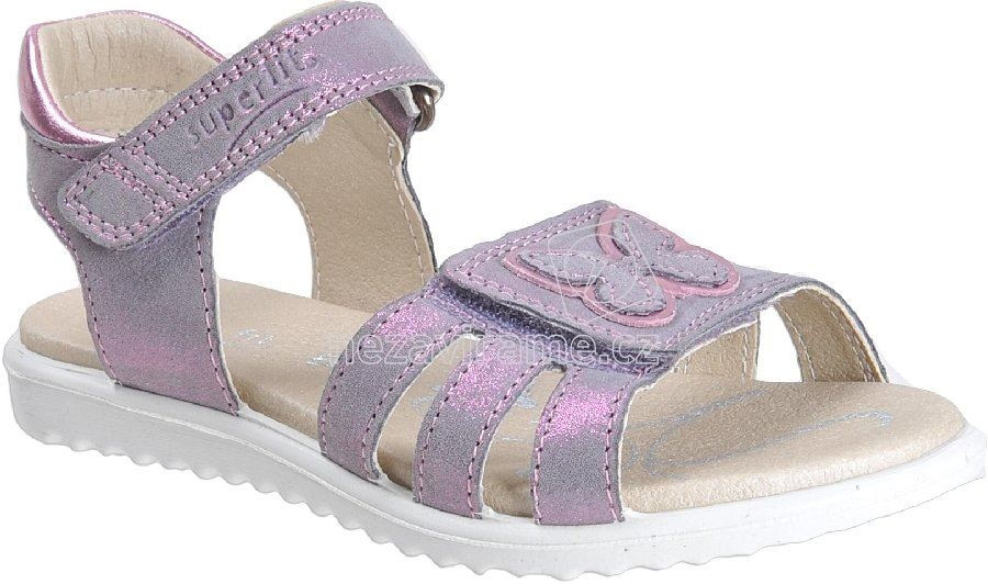 Dětské letní boty Superfit 2-00009-44 5c3c143786