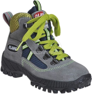 Turistické topánky Olang Cort.831 asfalto