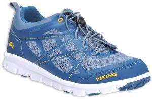 Detské celoročné topánky Viking 3-47420-5572