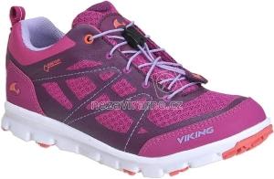 Detské celoročné topánky Viking 3-47420-6239