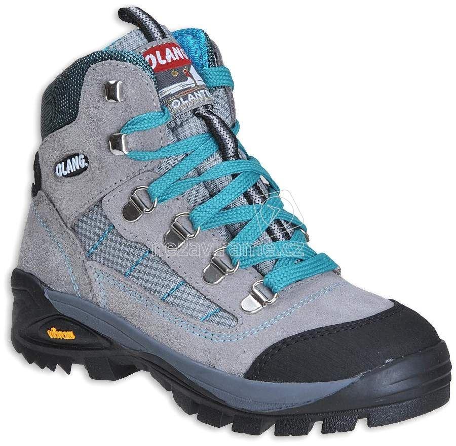 Turistické topánky Olang Cort.844 strada B 750b502571