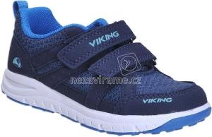 Detské celoročné topánky Viking 3-48920-515