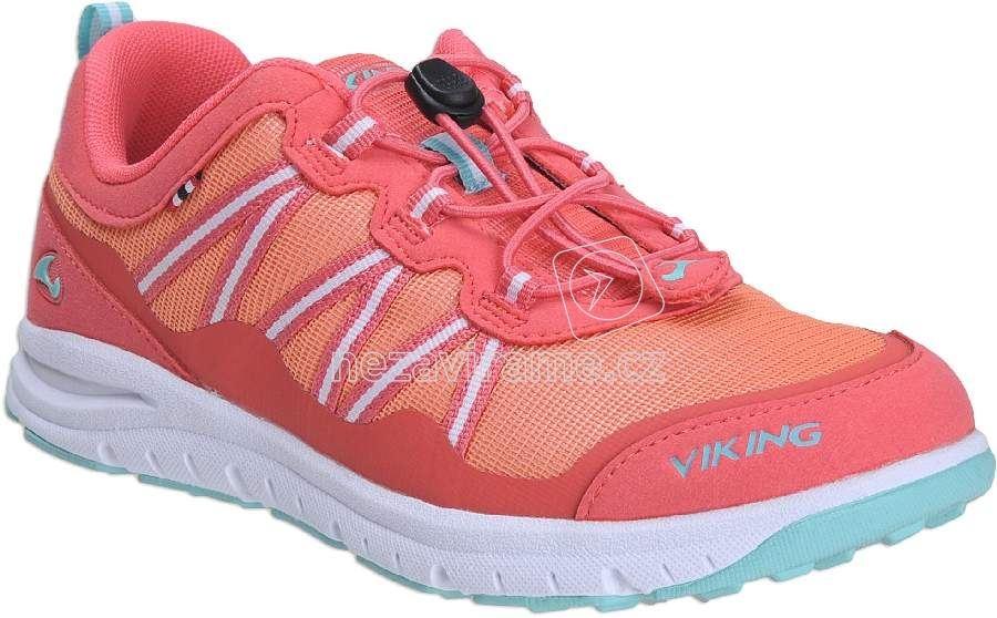 Detské celoročné topánky Viking 3-47670-5154