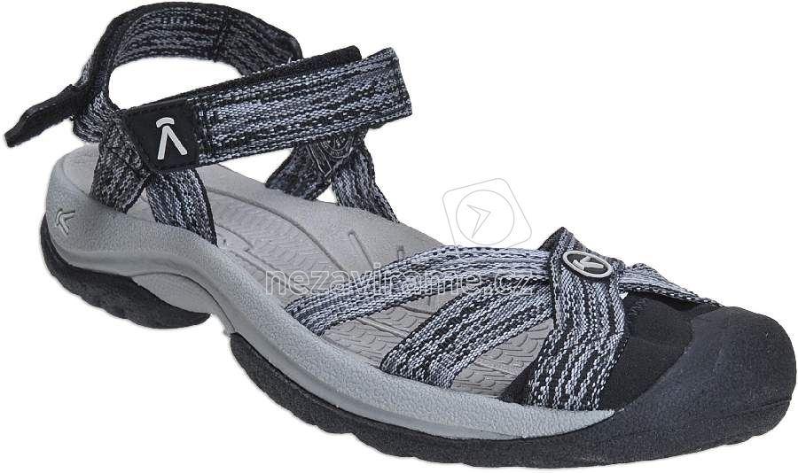 Dámské letní boty Keen Bali neutral gray/black