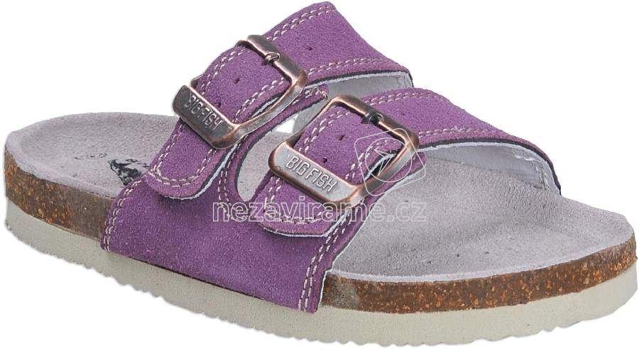 Dětské boty na doma Big Fish 513-11-01