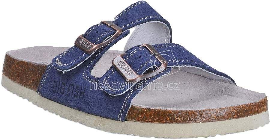 Dětské boty na doma Big Fish 513-17-01