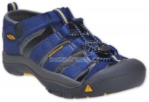 Detské letné topánky Keen Newport blue depths/gargoyle