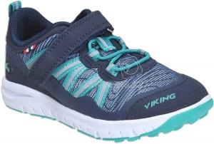 Detské celoročné topánky Viking 3-47630-504