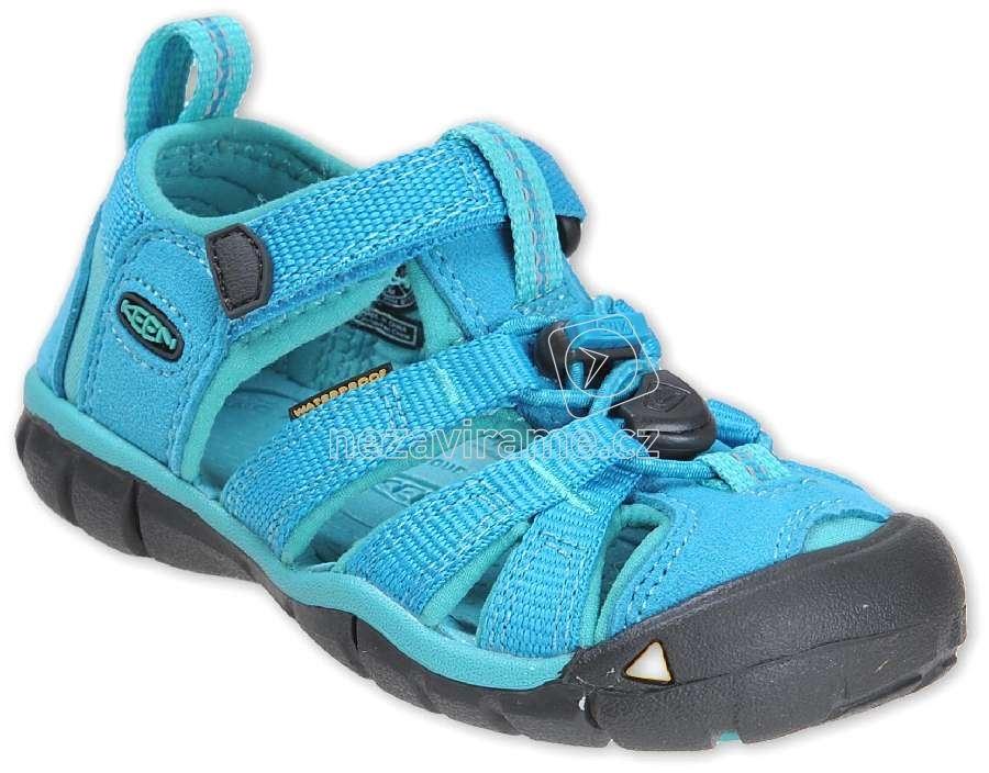 Dětské letní boty Keen Seacamp baltic caribbean sea 218cff6e10