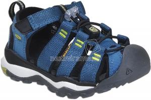 Dětské letní boty Keen Newport legion blue moss 7714f976fe