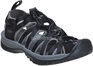fdf2410d556 Dámské letní boty Keen Whisper W black gargyole