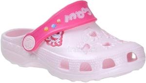 Strandpapucs Coqui 8701 pink/fuchsia
