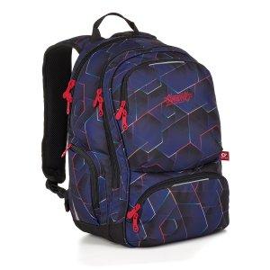 Studentský batoh Topgal ROTH 18037 B 550a27cb8a