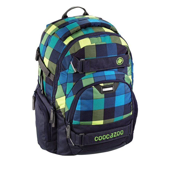 Coocazoo CarryLarry2 129960 Lime District