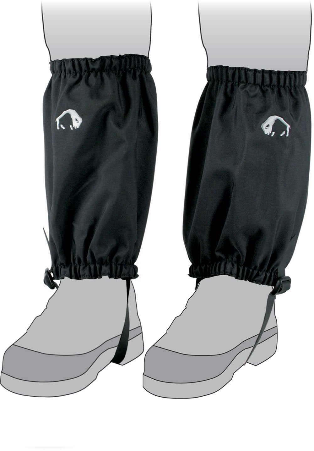 Tatonka Gaiter 420 HD short (black)