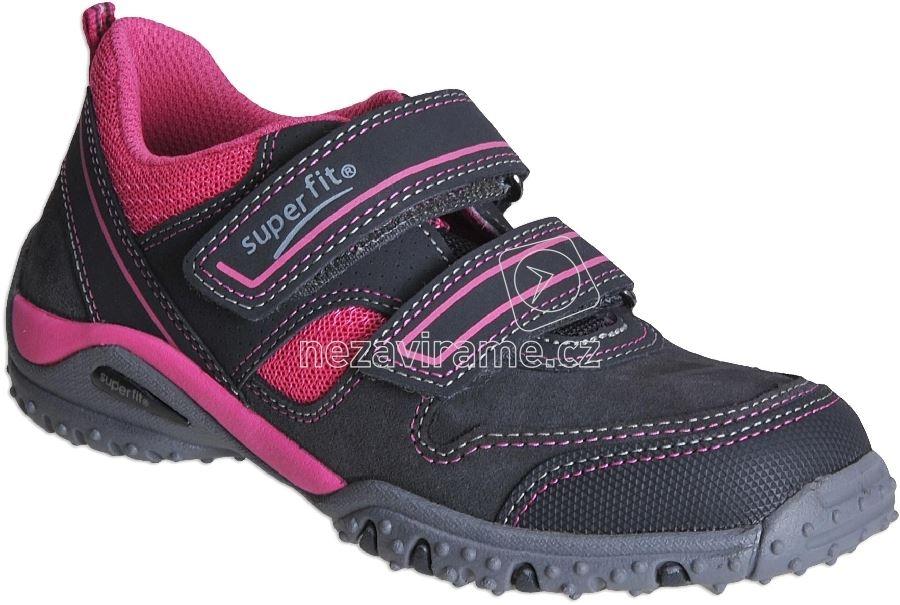 ba6e638fc46 Dětské celoroční boty Superfit 3-09224-22