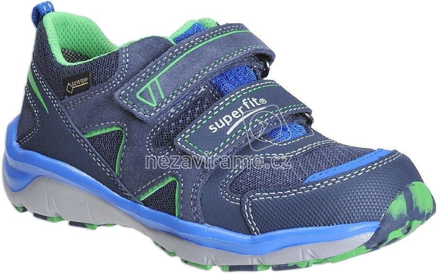 Detské celoročné topánky Superfit 8-09240-80