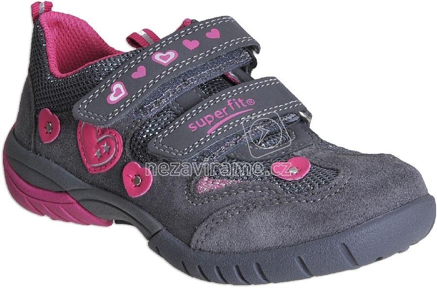 Dětské celoroční boty Superfit 8-09135-20  52256985e3