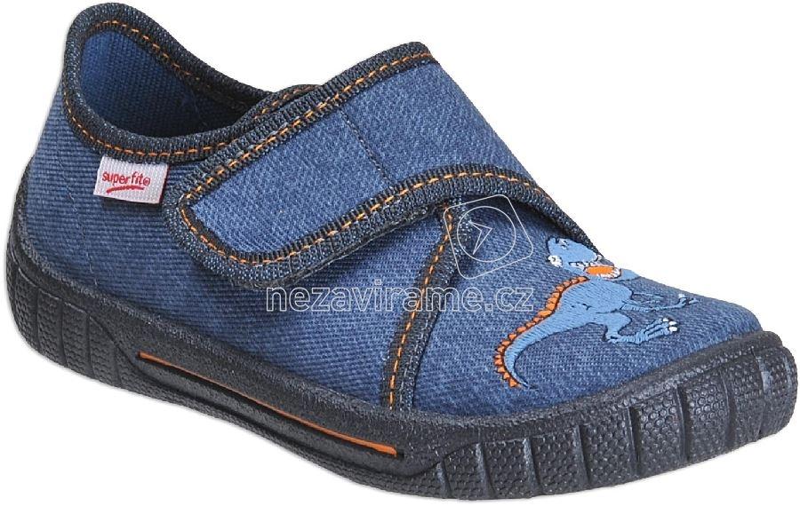 Detské topánky na doma Superfit 3-00278-20