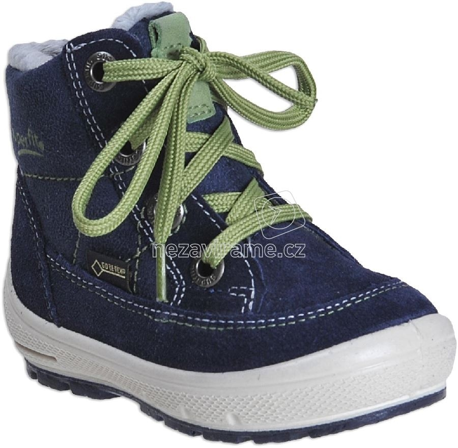Dětské zimní boty Superfit 3-09313-80  4ae36572ca