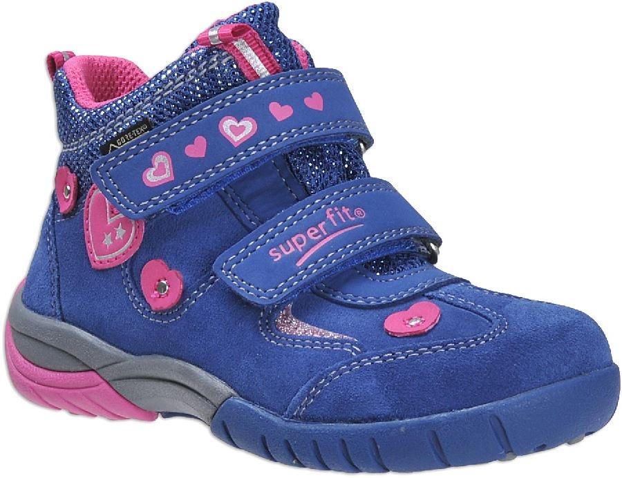 Dětské celoroční boty Superfit 8-09136-80 181ee23f44