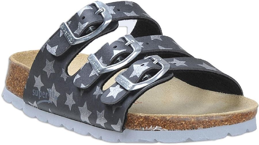 Dětské boty na doma Superfit 3-00113-20 a1a8b1ee59