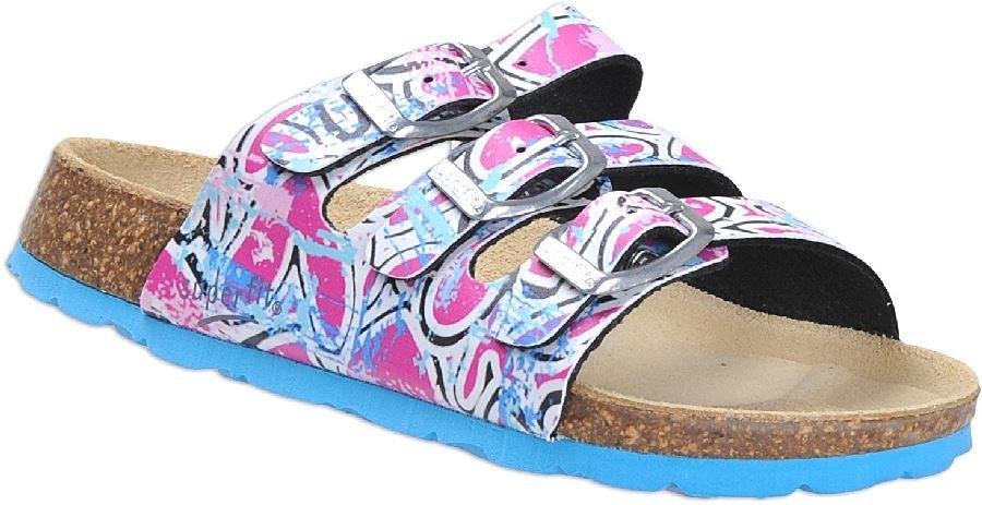 d2fe2f48fee Dětské boty na doma Superfit 3-00113-55