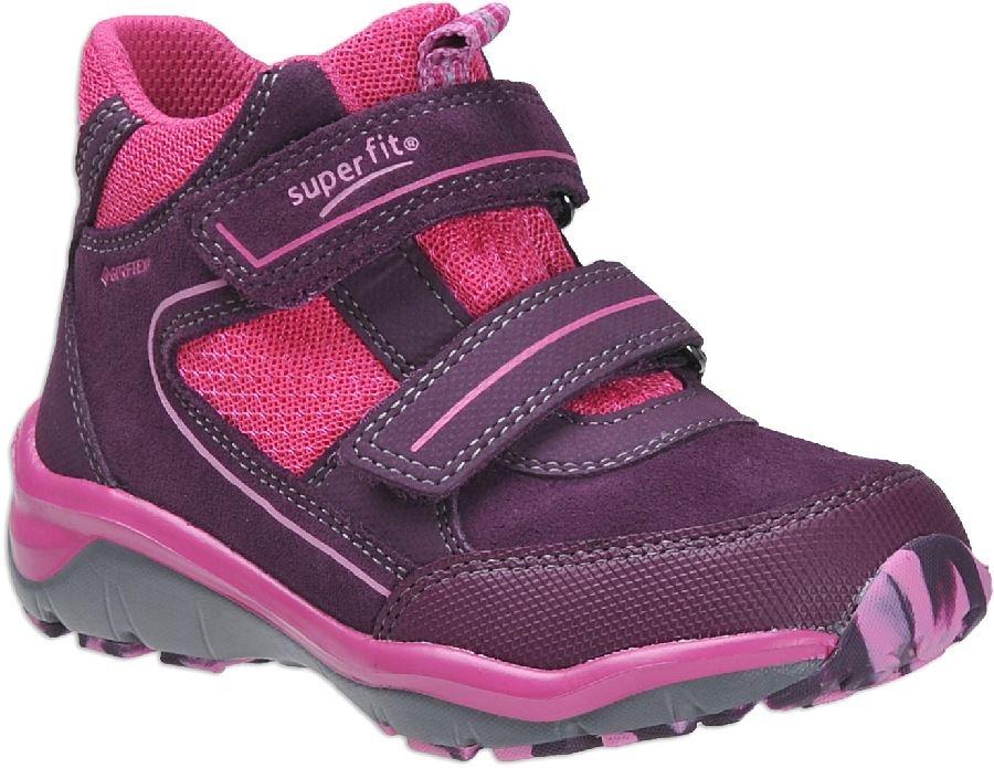 Dětské celoroční boty Superfit 3-09239-90 719e9c7d4a