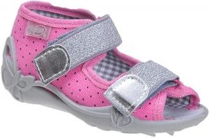 Detská domáca obuv Befado 242 P 083