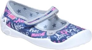 Dětská domácí obuv Befado 114 Y 311