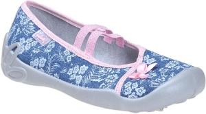 Detská domáca obuv Befado 116 Y 232