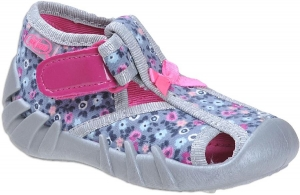 Dětská domácí obuv Befado 190 P 081