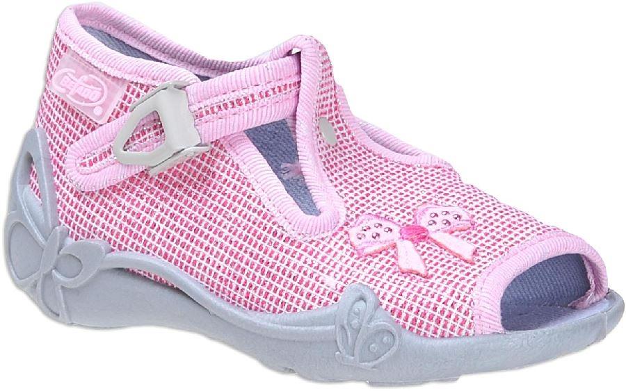 Dětská domácí obuv Befado 213 P 104