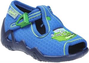 Dětská domácí obuv Befado 217 P 094