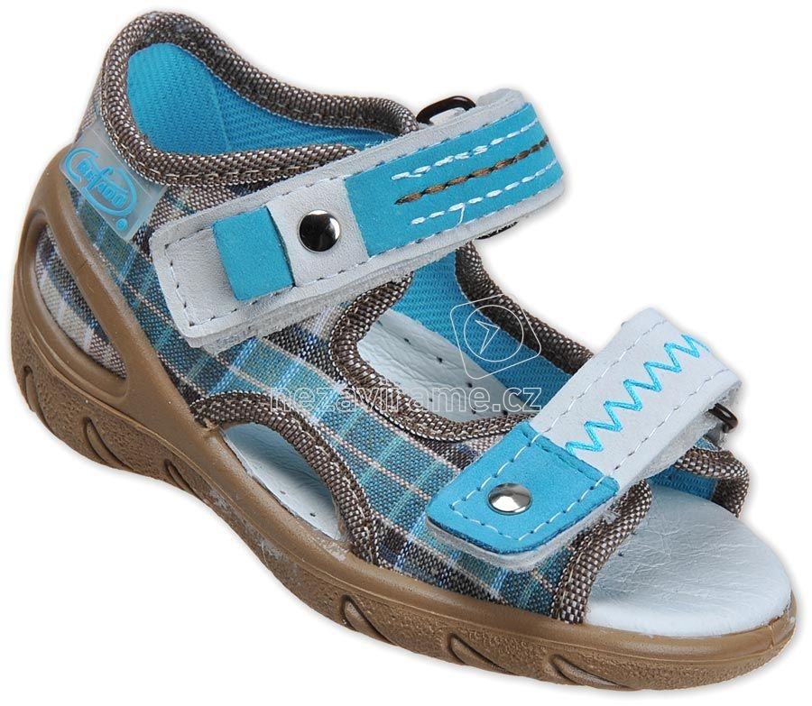 Dětské boty na doma Befado 065 P 070