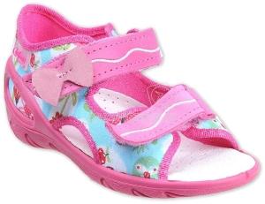 Domácí obuv Befado 065 P 089