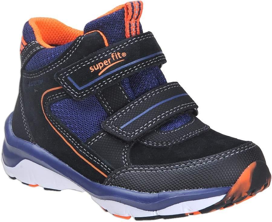Dětské celoroční boty Superfit 3-09239-00