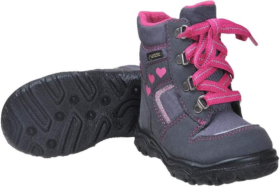 Dětské zimní boty Superfit 3-09046-20  1aef6e8990