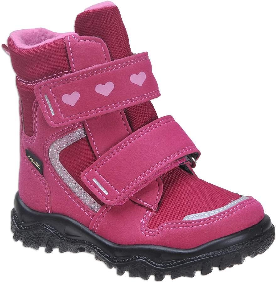 Dětské zimní boty Superfit 3-09045-50  1f33d71d06