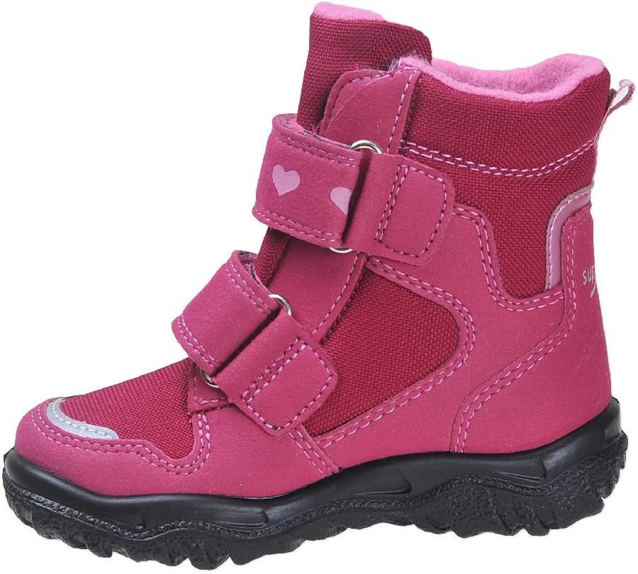 30af28a1fa1 Dětské zimní boty Superfit 3-09045-50