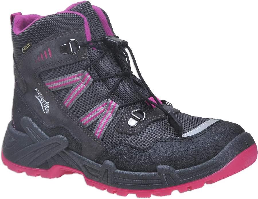 Dětské zimní boty Superfit 3-00401-21