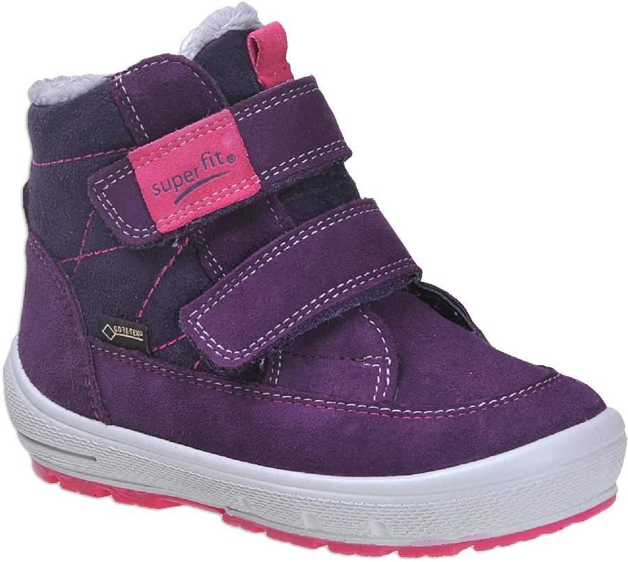 Dětské zimní boty Superfit 3-09314-90