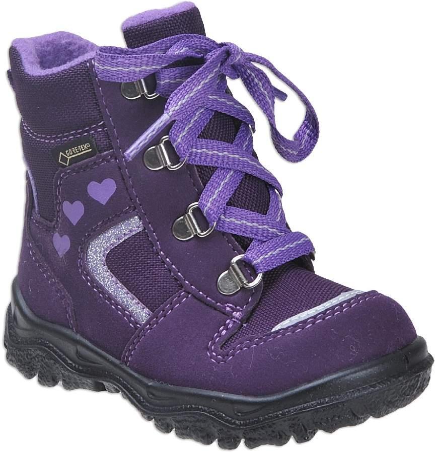Dětské zimní boty Superfit 3-09046-90  e7f1d1e574