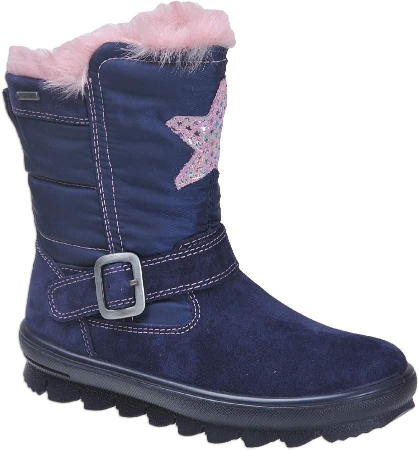 Dětské zimní boty Superfit 3-09215-80