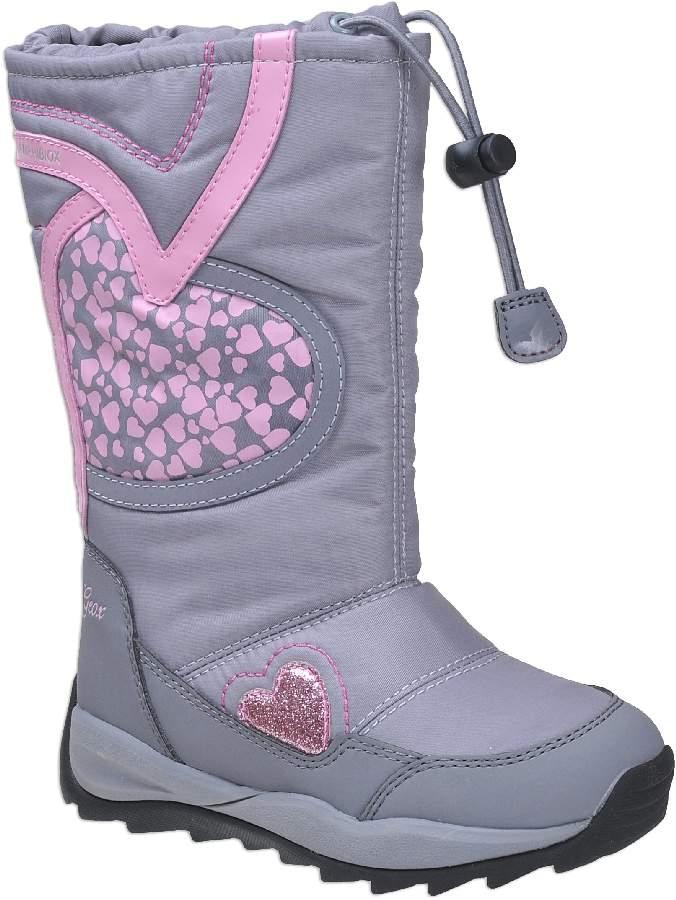 Téli gyerekcipő Geox J842BA 0FU50 C0502