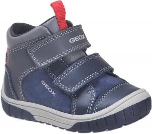 Dětské celoroční boty Geox B84D8B 08522 C4475 328f1556db