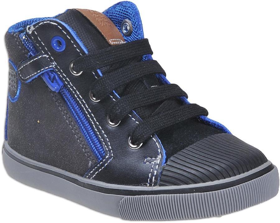 Dětské celoroční boty Geox B74A7B 02285 C0071 9d1588cc9d