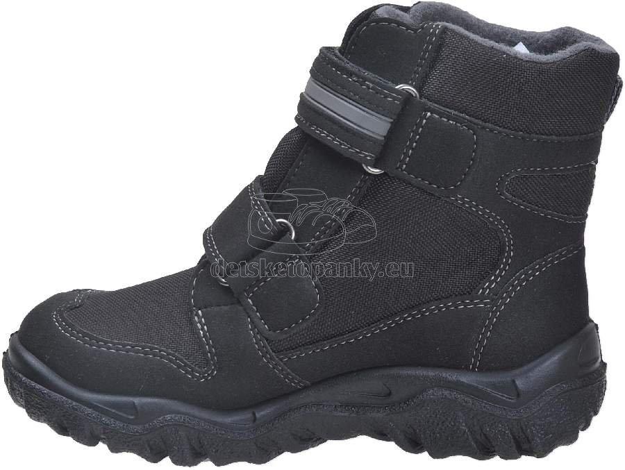 85a615a3413 Detské zimné topánky Superfit 3-09080-00