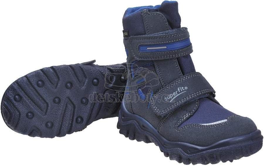 005bbf19032 Dětské zimní boty Superfit 3-09080-80