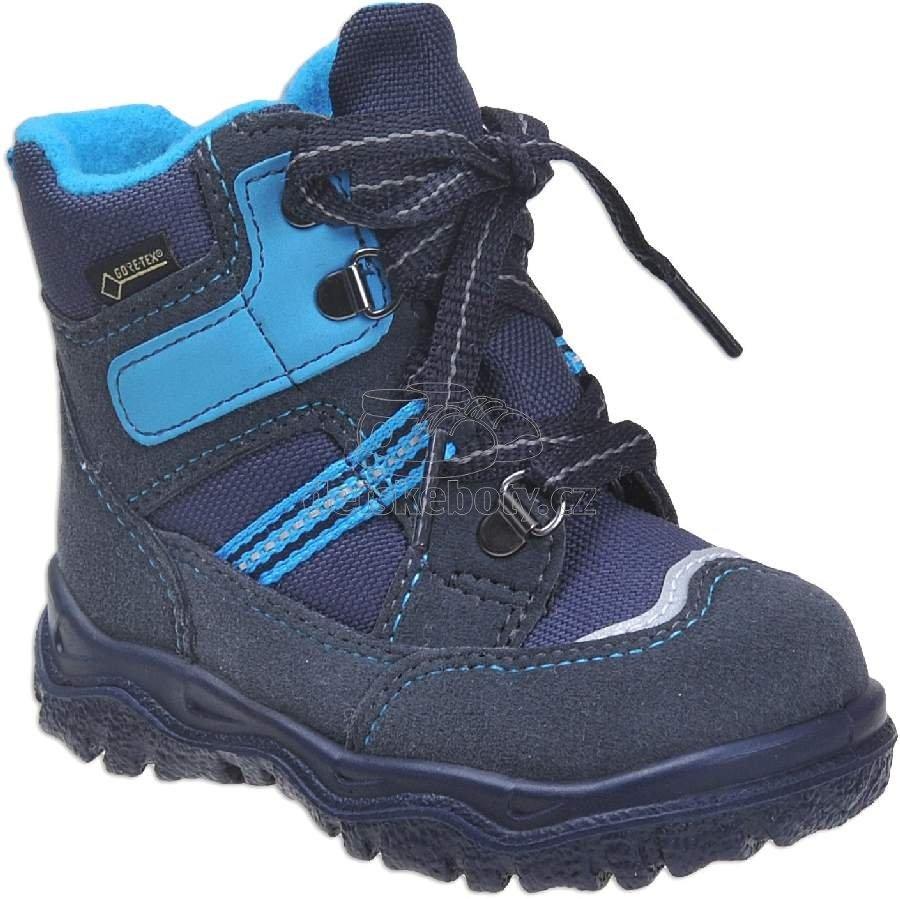 Dětské zimní boty Superfit 3-09043-80  b042703722